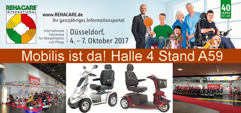 Raha-Care Messe Düsseldorf 2017