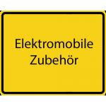 Elektromobile-Zubehör